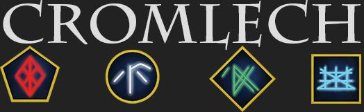 Cromlech web banner