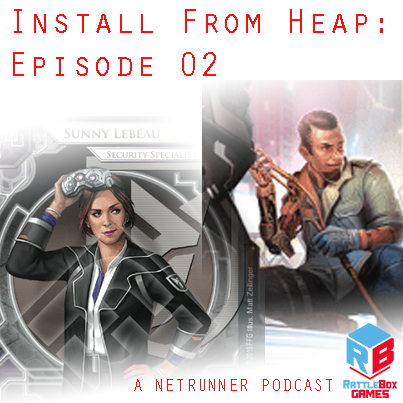 Install From Heap, Episode 02 - Sunny Lebeau