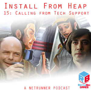 Install from Heap 15