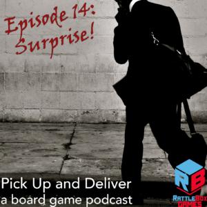 14: Surprise!