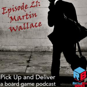 021: Martin Wallace
