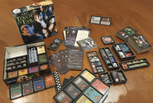 A Touch of Evil foam core