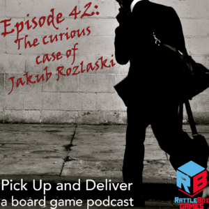 042: The Curious Case of Jakub Razloski