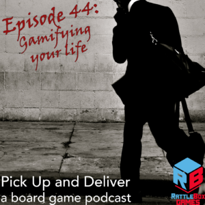 44: Gamify your life