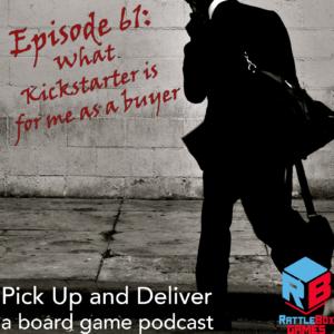 61: Kickstarter as a consumer