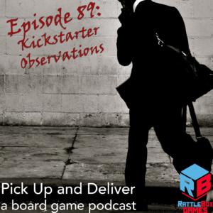 89: Kickstarter Observations