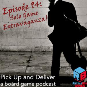 094: Solo Game Extravaganza