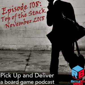 PUaD 108: Top of the Stack Nov 2018
