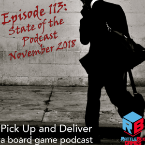 PUaD 113: State of the Podcast