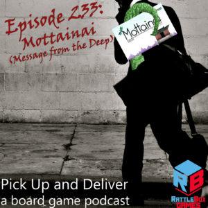 PU&D 233: Mottainai
