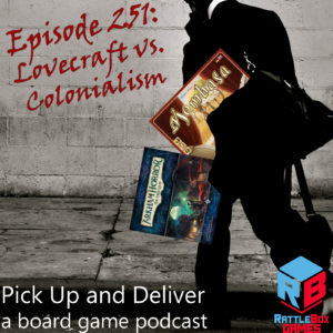 PU&D251: Lovecraft vs. Colonialism