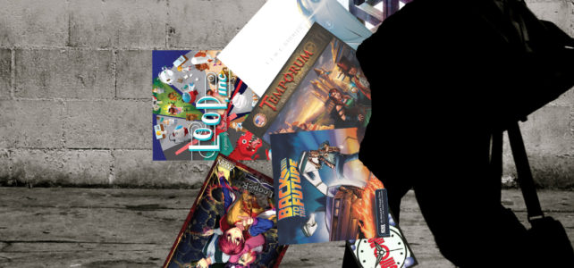 Pick Up & Deliver 262: Time Travel Games