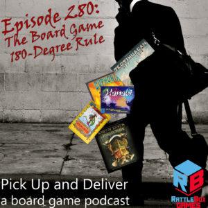 PU&D 280: The Board Game 180-Degree Rule