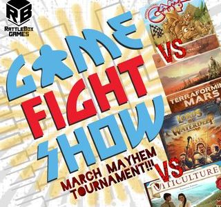 (Game Fight Show) March Mayhem 2021 ep07: Round 1, Bouts 13 & 14