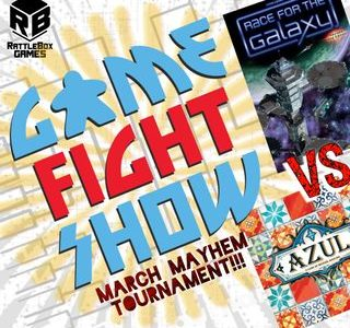 (Game Fight Show) March Mayhem 2021 ep14: Round 3, Bout 2
