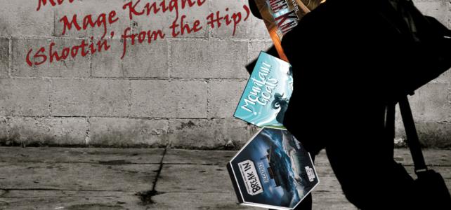 Pick Up & Deliver 325: Break In: Alcatraz, Mountain Goats, Mage Knight
