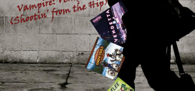 Pick Up & Deliver 348: Fast Forward Flee, Snow Tails, Vampire Vendetta