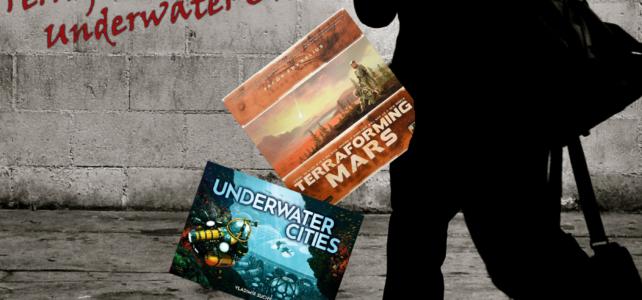 Pick Up & Deliver 349: DUEL – Terraforming Mars vs. Underwater Cities