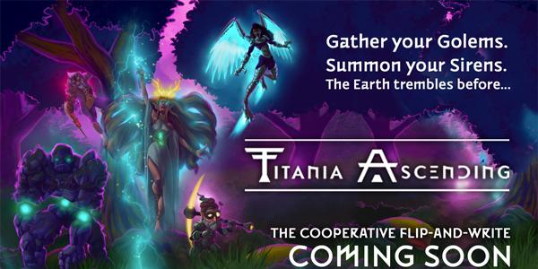Titania Ascending