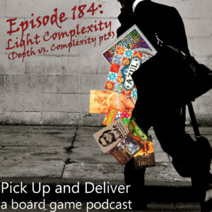 PU&D 184: Light Complexity (Depth vs. Complexity part 3)