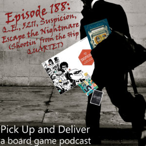 PU&D188: Shootin' from the Hip Quartet