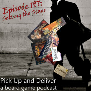 PU&D197: Setting the Stage