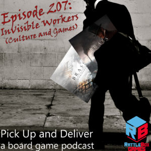 PU&D 207: Invisible Workers (Culture and Games)