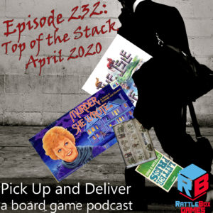 PU&D232: Top of the Stack, April 2020