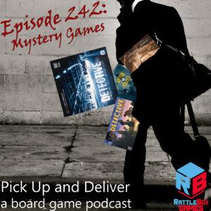 PU&D242: Mystery Games