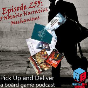 PU&D 255: 5 Notable Narrative Mechanisms