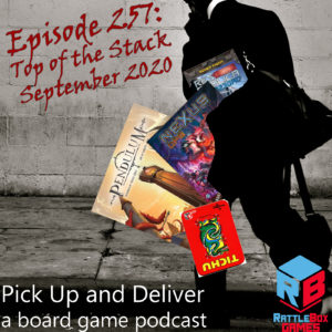 PU&D257: Top of the Stack, 2020