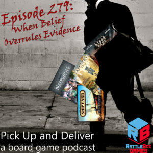 PU&D 279: When Belief Overrules Evidence