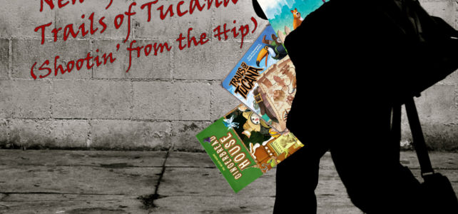 Pick Up & Deliver 295: Gingerbread House, New York Zoo, Trails of Tucana (Shootin' from the Hip)