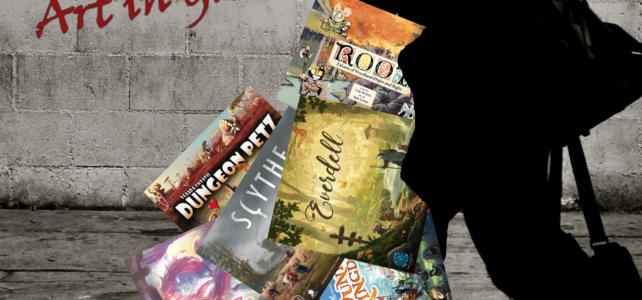 Pick Up & Deliver 314: Understanding Art in Games