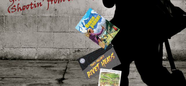 Pick Up & Deliver 343: Rivet Heads, Village Green, and Nanga Parbat
