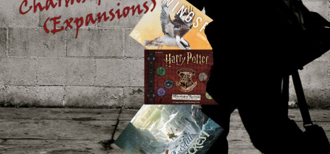Pick Up & Deliver 361: Expansions – Oceania, Spirecrest, Charms & Potions